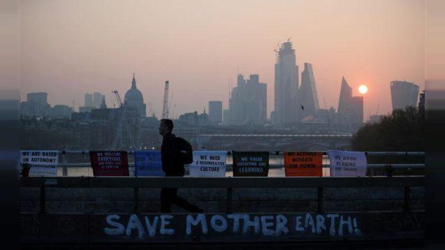Gran Bretaña se convierte en el primer país del G7 con un objetivo de emisiones netas cero